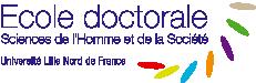 Logo Ecole doctorale SHS