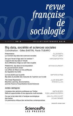 RFS 59-3 Big Data 2018