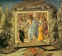 Benvenuto di Giovanni, La descente aux Limbes (1491)