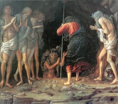 Mantegna, La Descente aux limbes