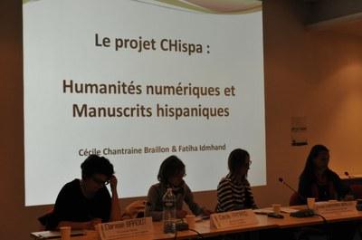 Présentation CHispa - 1