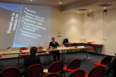 Conférence Martine Aubry - 2