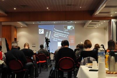Conférence Martine Aubry - 3
