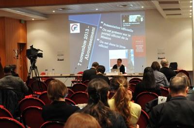 Conférence Martine Aubry - 4