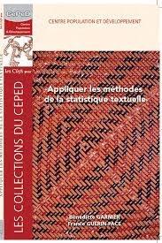 Statistique textuelle B Garnier