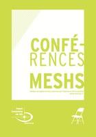 Conférences de la MESHS