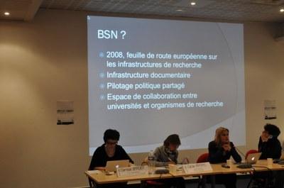 Présentation BSN5 - 2